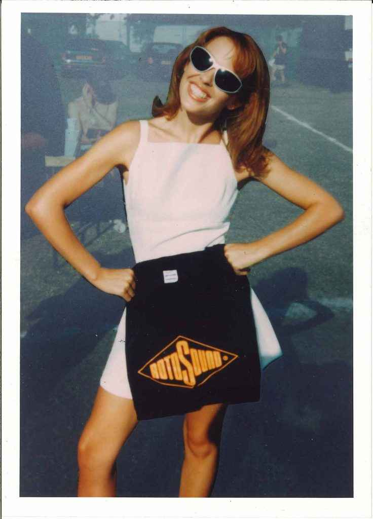 Kylie Minogue Rotosound 1997