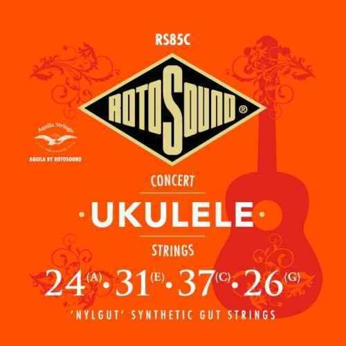 RS85C Concert Rotosound Ukulele strings nygut synthetic gut string