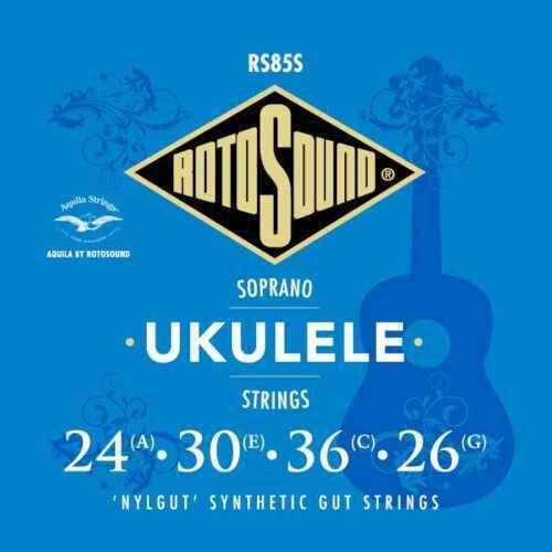 RS85S Soprano Rotosound Ukulele strings nygut synthetic gut string