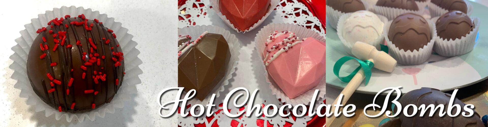 Chocolate Bombs