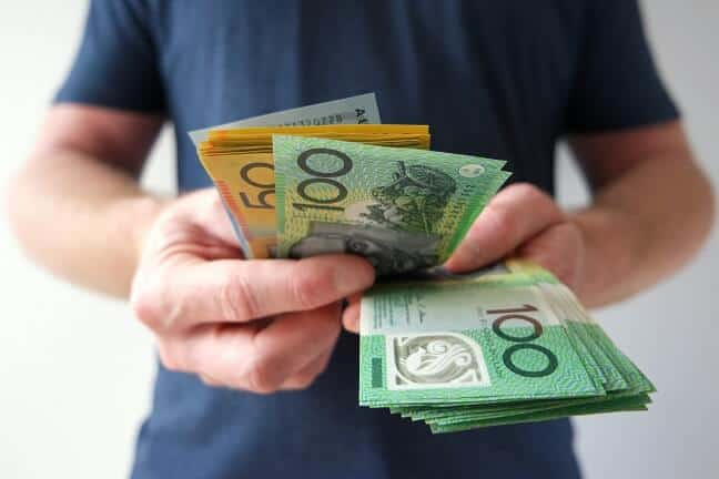how the Australian court deals with the monetary gifts given by the family