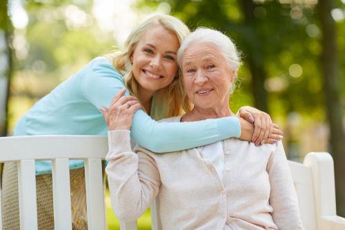 Family Stress Caregiving Aging in America