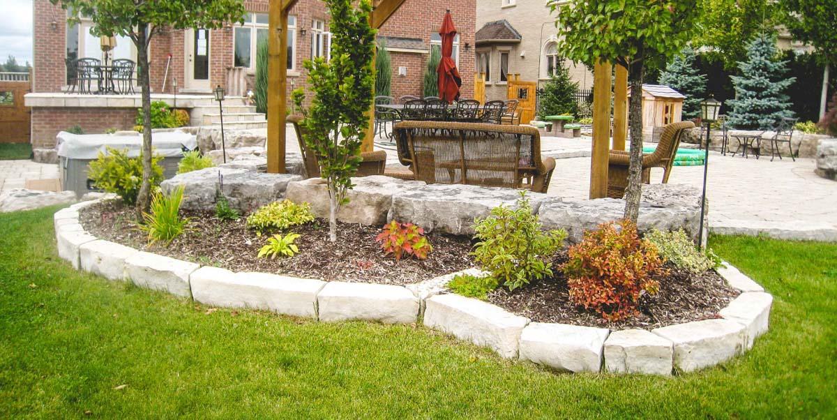 Retaining Walls & Landscaping
