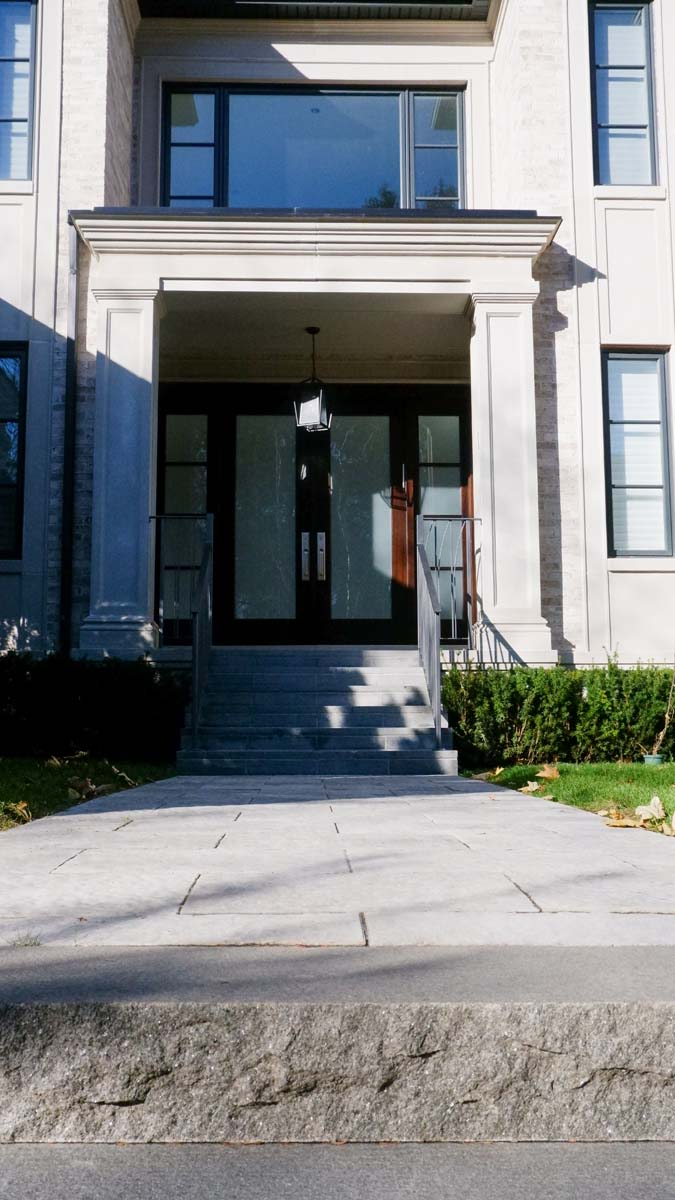 Front Entrance