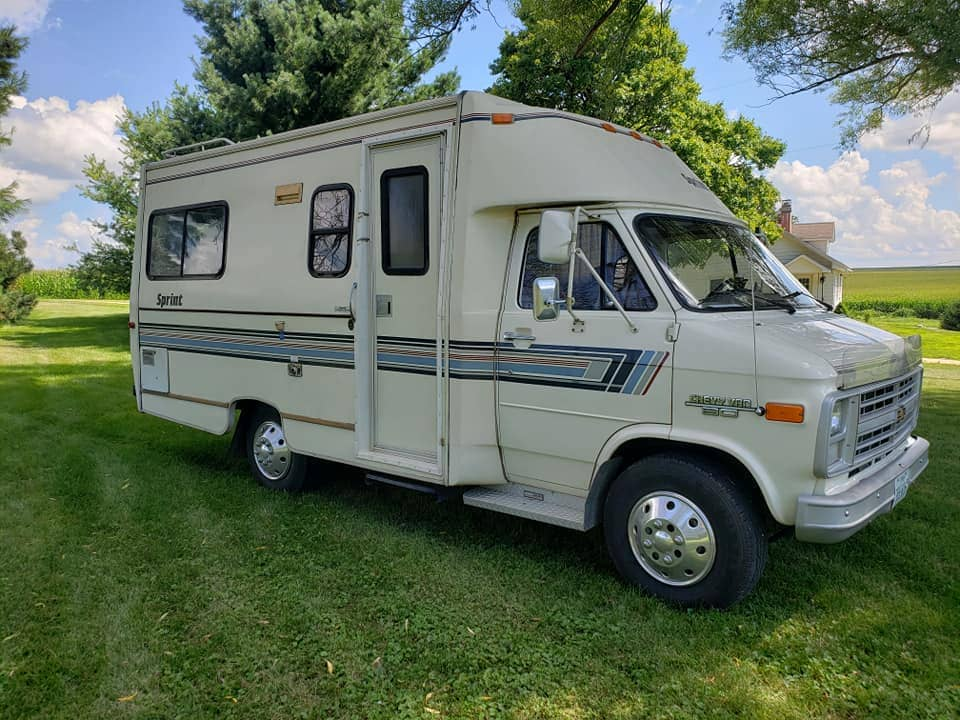 1988 Chevrolet Sprint 190DD