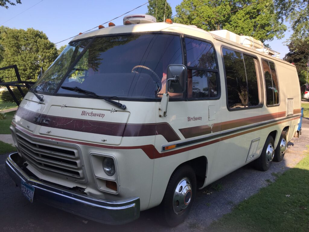 1978 GMC Birchaven