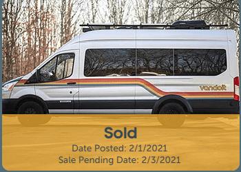 2019 Highroof EL-DO SOLD
