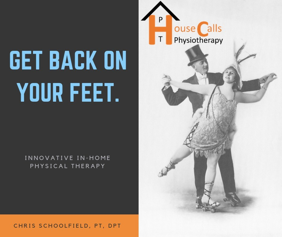 HouseCalls Physiotherapy, Memphis, TN. In-home mobile outpatient physical therapy.