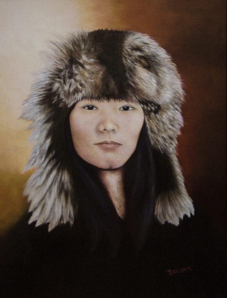 Teresa Kan Oil painting