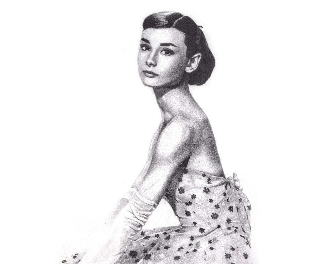Linzi Y.,16-year-old Pencil drawing