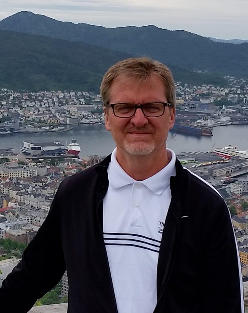 Robert in Bergen