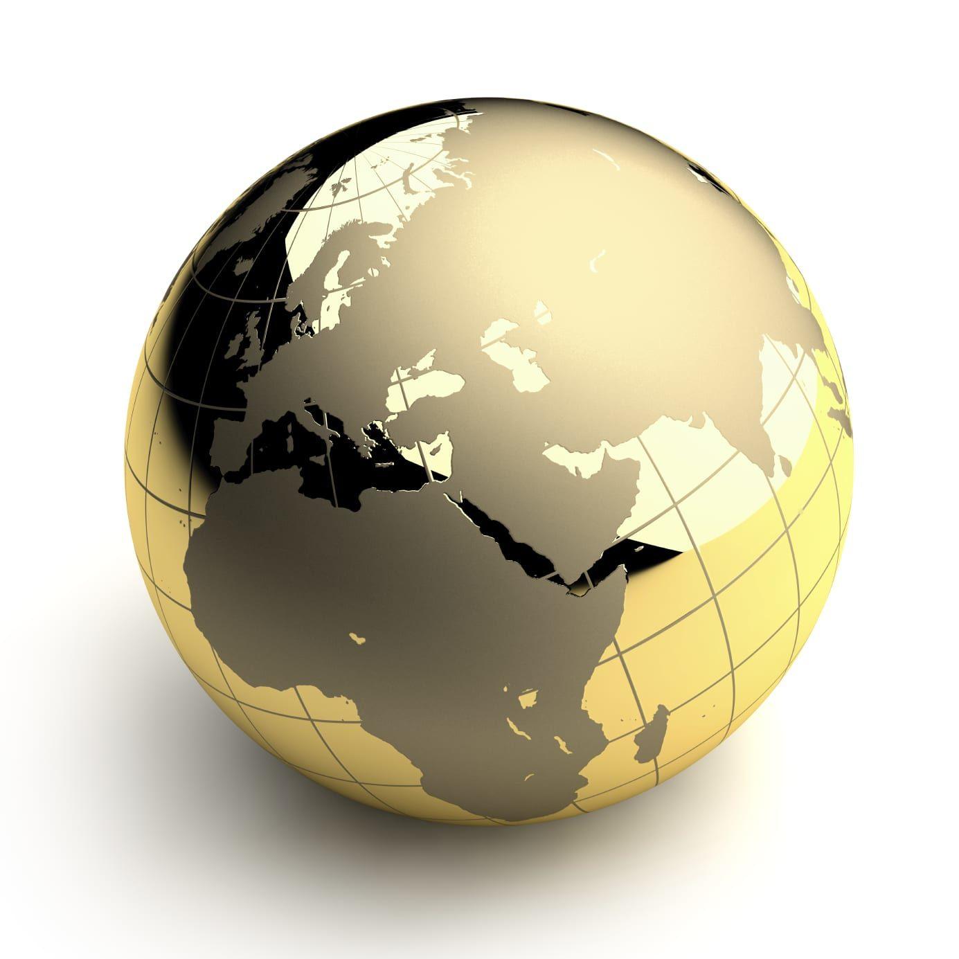 iStock_gold globe