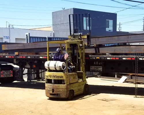 Commercial Structural Steel