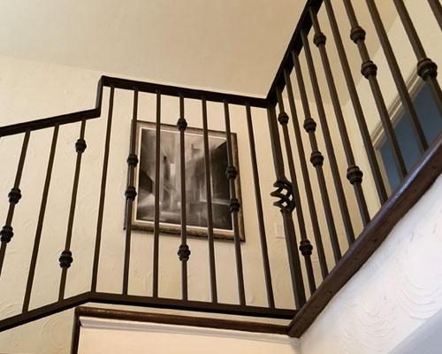 Custom Railings and Handrails