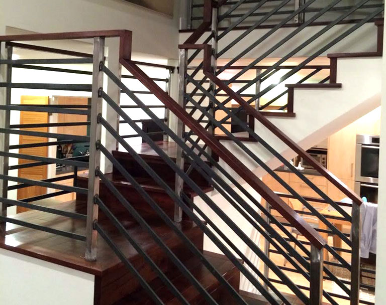 Home Steel Stairs