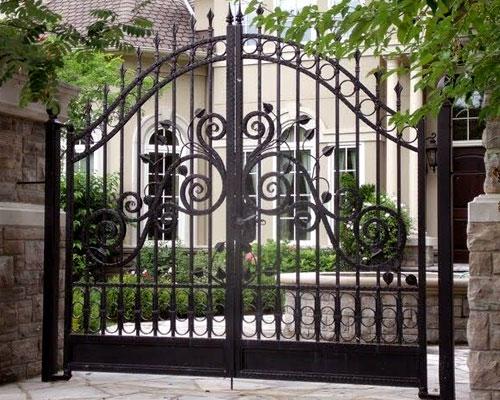 Iron Gates and Fences