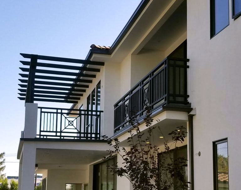Miscellaneous Steel Balcony