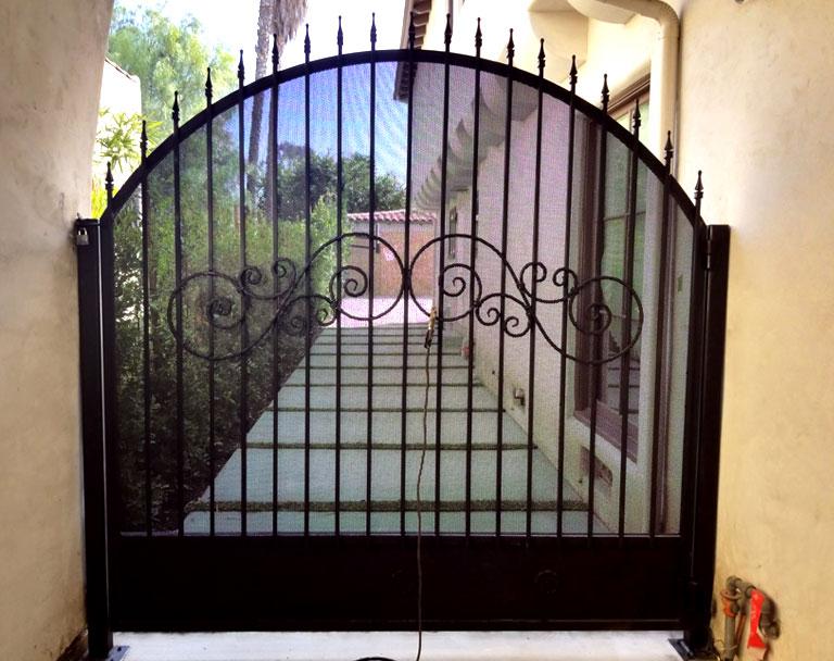 Pedestrial Portal Gate