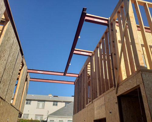 Residential Structural Steel