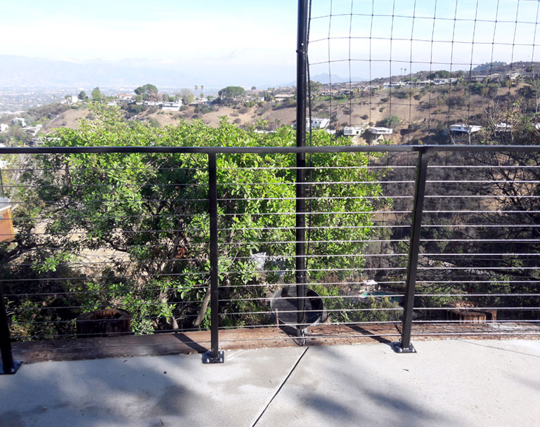 Stainless Steel Cable Fence
