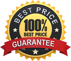 best price guarantee sign