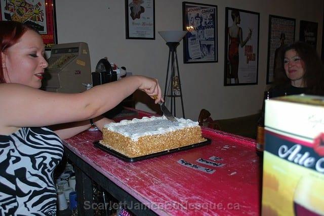 Delicious Cake Break