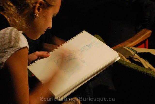 Dr. Sketchy's Sketchers
