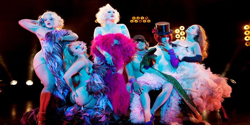 New Burlesque Montreal Burlesque festival blog