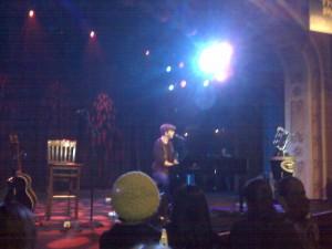 Gavin DeGraw at the Hard Rock.