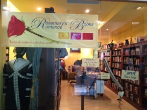 Rosemary's Romance Books-Storefront
