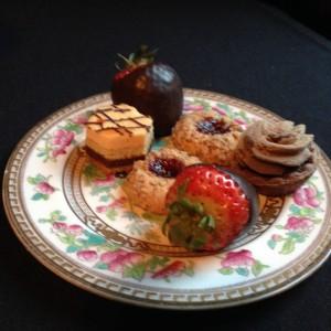 LM_Dessert Plate