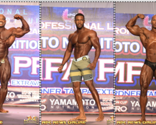 RECAP: 2019 IFBB Tampa Pro Contest Photos-  2020 IFBB Tampa Pro Is This Weekend!