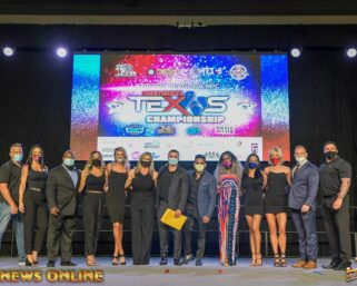 Around the NPC: 2020 NPC-IFBB Pro League South East Texas Finals Candid Photos by J.M. Manion
