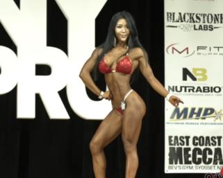 Recap: 2019 IFBB NY PRO Bikini Finals Top 10 Bikini Routines