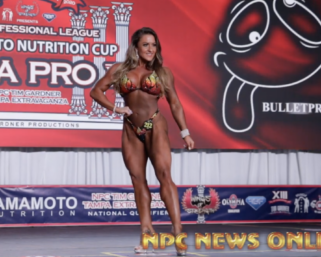 2020 @ifbb_pro_league Tampa Pro  Wellness Finals Routines.