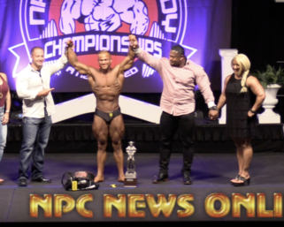 2020 NPC TOTAL BODY CHAMPIONSHIPS CLASSIC PHYSIQUE OVERALL VIDEO