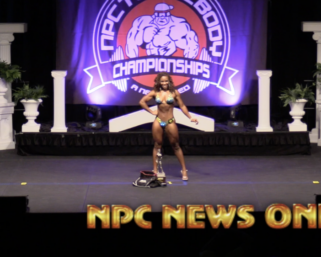 2020 NPC TOTAL BODY CHAMPIONSHIPS WELLNESS OVERALL VIDEO