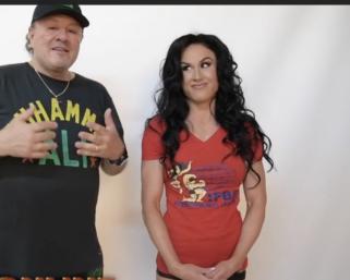 IFBB Pro League Interview Series:  3x Bikini Olympia Champion Ashley Kaltwasser