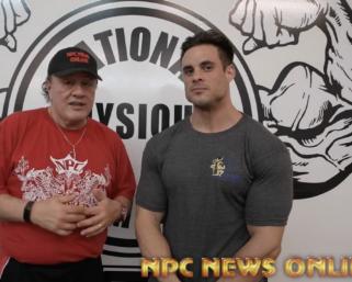 IFBB Pro League Interview Series: Logan Franklin
