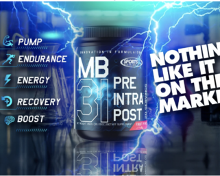 Sports Health Labs announces the launch of their latest product, MB 31