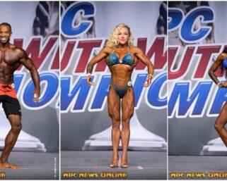 2020 NPC Southwest USA Championships Contest Photos