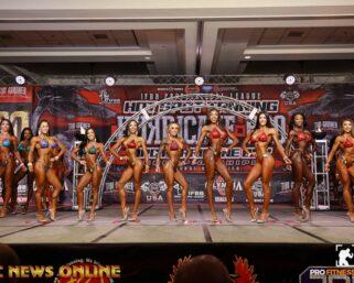 2020 IFBB HURRICANE PRO CONTEST PHOTOS & OFFICIAL SCORECARDS