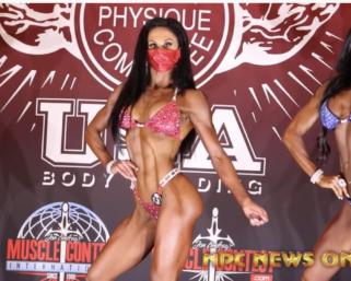 2020 IFBB Pro League Pacific USA Pro Bikini Comparisons Video