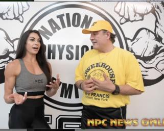 IFBB Pro league Interview Series: IFBB Bikini Pro Brittany Hamilton