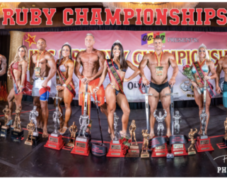 2020 NPC RUBY CHAMPIONSHIPS CONTEST PHOTOS