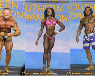 2020 NPC Southern States Contest Photos