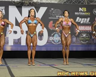 2020 IFBB Pro League Women's Figure FInals Video