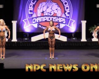 2020 NPC TOTAL BODY CHAMPIONSHIPS WOMEN'S FIGURE