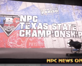 2020 NPC Texas State Championships Check In Video