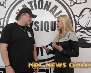 2020 Road To The Olympia Interview with IFBB Pro League Bikini Pro Hannah Franz